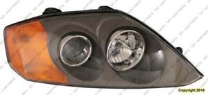 Head Light Passenger Side High Quality Hyundai Tiburon 2003-2004