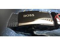 Hugo boss belts wow
