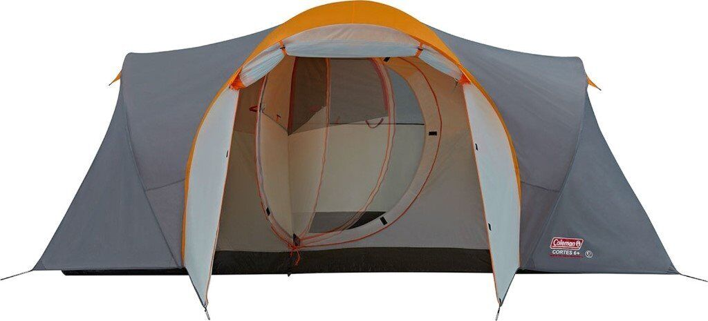 Coleman Cortes 6 Person Tent | in Chester, Cheshire | Gumtree