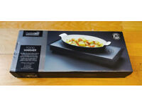 Masterclass Professional Food Warmer (unopened, unwanted gift)