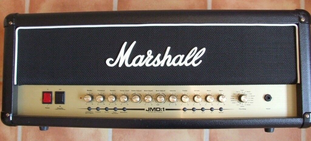 Randall Nuno Bettencourt NB King 100 100W Tube Guitar Amp