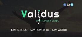 Sports Injury Clinic - Sports Massage - Liverpool Street