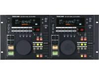 Tascsm cd mixers cd302