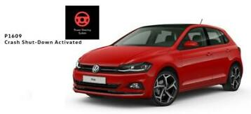 VW Polo AW 2Q1909144J 2Q1909144H Crash Data Resetten