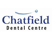 Dental Receptionist for Saturday in Battersea