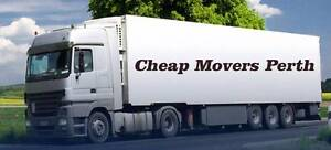 $69 PER HOUR WITH 2 MEN AND TRUCK,CHEAP MOVERS-REMOVALS IN PERTH Perth Perth City Area Preview