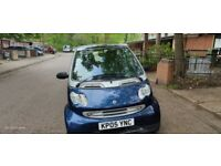 Smart, FORTWO COUPE, Coupe, 2005, Semi-Auto, 698 (cc), 2 doors
