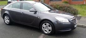 Vauxhall insignia EXCLUSIVE 2.0 CDTI SAT NAV EFLEX 160BHP