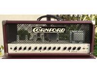 Cornford MK50H II Guitar Amplifier 50 watt head