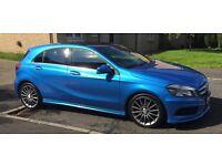 Mercedes-Benz A Class A220 CDI BlueEFFICIENCY AMG Sport 5dr Auto