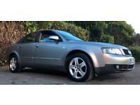 2002 AUDI A4 1.9 TDI 130 BHP BRAND NEW CLUTCH (DUAL MASS FLYWHEEL) MOT 19.7.18 MINT DRIVE WARRANTIED