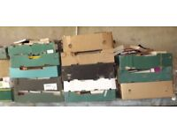 60 Boxes Mixed Books Approx 1 tonne