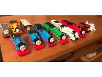 Huge lot of Tomy Trackmaster - Thomas & friends trains, track & accessories