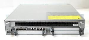 Cisco ASR 1002 Router w/ Firewall - ASR1000-ESP5 Module - (2) 470W Power Supply Units (ASR1002-PWR-AC)
