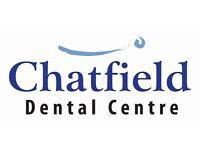 Dental Receptionist for Saturdays in Battersea
