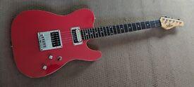 Schecter PT in Vintage Red (2005 Korean model)