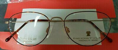 Neostyle Brillenfassung Brille Frame College 46 Virginia Insolvenzware Panto