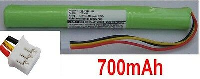 Battery 700mAh type VC5090 For Symbol VC5090-MA0TMQGH6WR