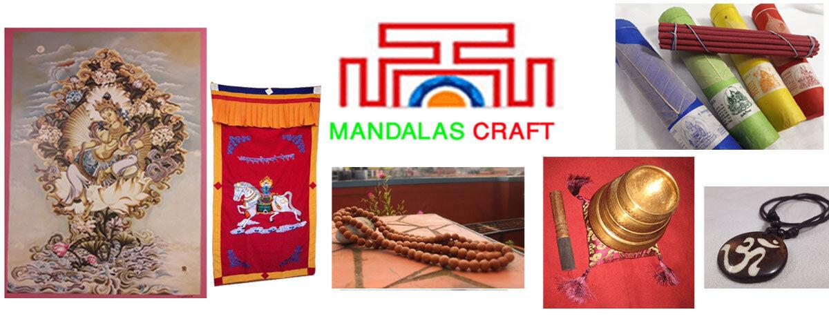 Mandalasinn/ Mandalas Craft