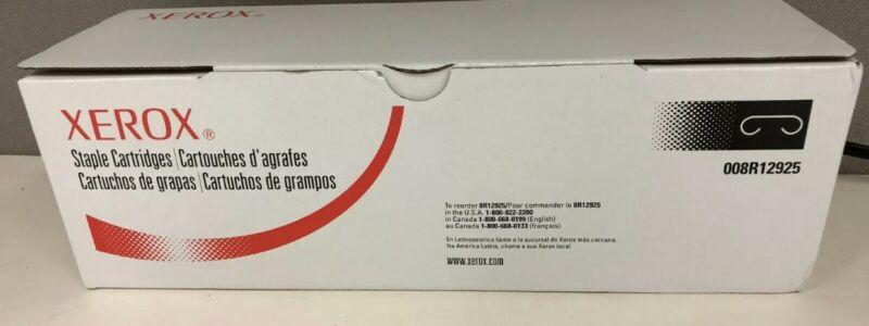 GENUINE XEROX 008R12925  1 Box 4 Cartridges 20,000 Staples New
