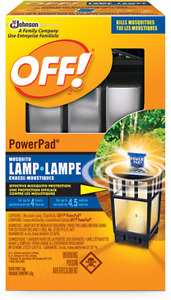 OFF!® PowerPad® Mosquito Lamp - NEW, Out of Box -- $7.00