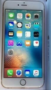 ++UNLOCKED *iPhone **6s +PLUS--16GB *LIKE NEW *WHITE / ROSE GOLD