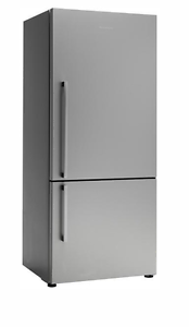 Fisher Payykel Fridge 402L Stainless Steel Good Working Condition Haberfield Ashfield Area Preview