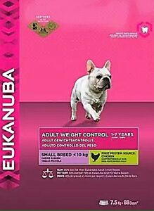 Dog food biscuit Eukanuba 7.5kg Cabramatta West Fairfield Area Preview