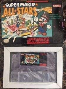 selling some various snes games
