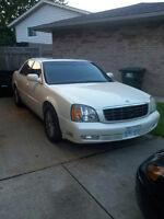 2002 Cadillac DeVille & DTS Sedan