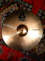 Lightly Used Paiste Alpha Rock Cymbals