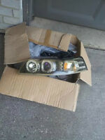 after market headlight for mustang 1999 to 2003