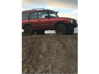 Landrover discovery 300 2.5 tdi
