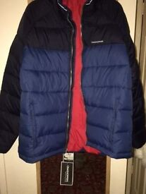 Brand New with tags mens Craighoppers coat size Large