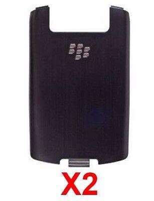 LOT OF 2 OEM BlackBerry ASY-17143-005 Standard Battery Door for Curve 8900 ()