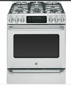 GE Stainless Steel Convection Oven Kitchener / Waterloo Kitchener Area image 1
