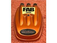 Danelectro FAB Flange Guitar Pedal