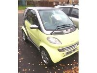 Smart car 2002 for sale