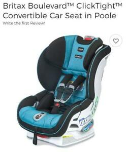 Used Britax Boulevard™ ClickTight™  Carseat