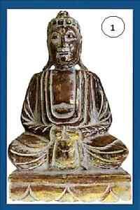 Collection de Bouddhas