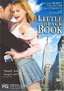 Little Black Book - NEW+SEALED DVD movie - fast free post
