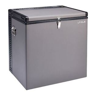 Portable 3-way Camping Freezer. like new condition