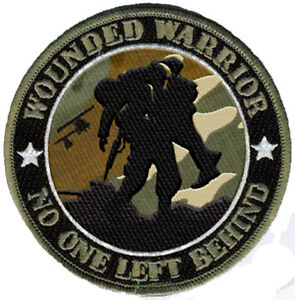 Wounded Warrior WW I, II, Korea, Vietnam, Gulf, Iraq, Afghanistan 3