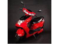 Electro Cruz 50 Li. Moped, Scooter