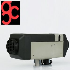 AIR/HYDRONIC HEATERS