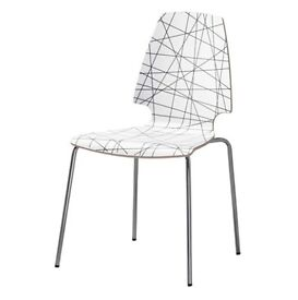 Two chairs from IKEA