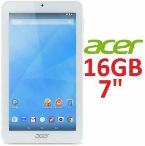 "REFURB ACER ICONIA TABLET 7"" 16GB WHITE - ELECTRONICS 105737652"