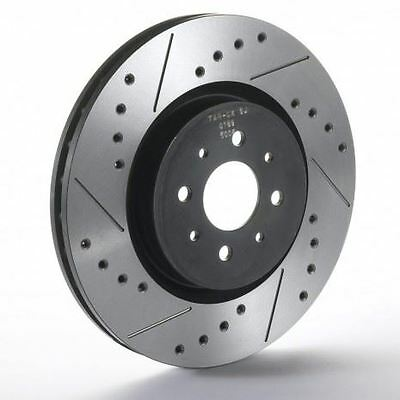 Front Sport Japan Tarox Brake Discs fit SEAT Toledo (98-04) 1.4 1.4 98>04