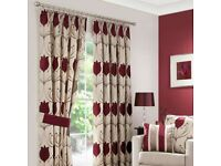 Dunelm tulip curtains