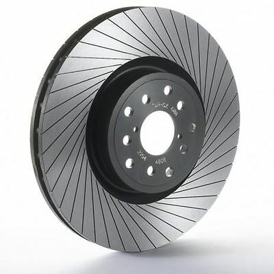 Rear G88 Tarox Brake Discs fit Audi A6 Quattro (C4) 2.6 V6 2.6 94>97